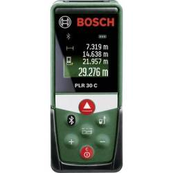 Bosch Home and Garden PLR 30 C Laser range finder Bluetooth Data logger app Reading range (max.) 30 m