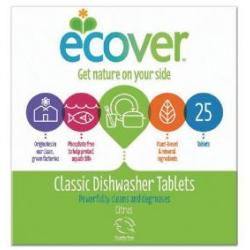 Ecover Classic Dishwasher Tablets 25 pack