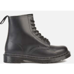 Dr. Martens 1460 Mono Smooth Leather 8 Eye Boots Black UK 10