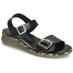 Fly London COMB women's Sandals in multicolour