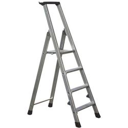 Zarges Trade Platform Steps Platform Height 1.05m 5 Rungs