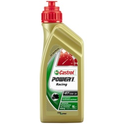 Power 1 Racing 4T 4 Stroke 10W 30 Fully Synthetic 1 Litre 14E948 CASTROL