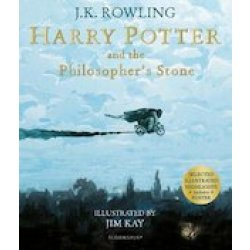 Harry Potter and the Philosopher 039 s Stone Illustrated Edition Paperback softback 2018