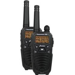 Stabo freecomm 700 20700 PMR handheld transceiver 2 piece set