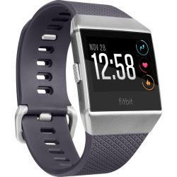 FITBIT Ionic Blue Grey White Blue