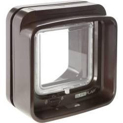 SureFlap Mikrochip DualScan Pet door flap Brown 1 pc(s)