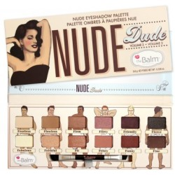 The Balm Nude Dude Eyeshadow Palette 1 pcs
