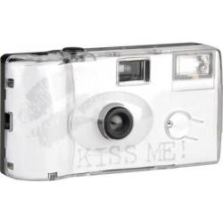 Topshot Kiss Me Disposable camera 1 pc(s) Built in flash