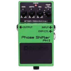 Boss PH 3 Phase Shifter Guitar Pedal