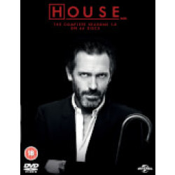 House The Complete Seasons 1 8 DVD