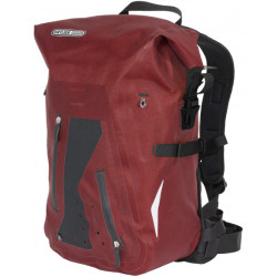 Ortlieb Packman Pro Two Daypack size 25 l red black