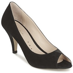 Petite Mendigote REUNION women's Court Shoes in Black