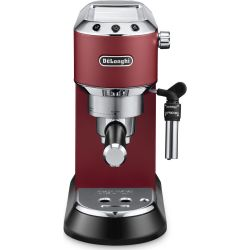 DELONGHI Dedica EC685.R Coffee Machine Red Red