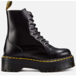 Dr. Martens Jadon 8 Eye Boot BLACK