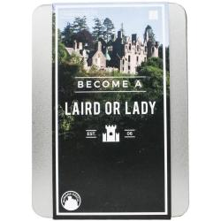 Personalise It Become a Laird or Lady
