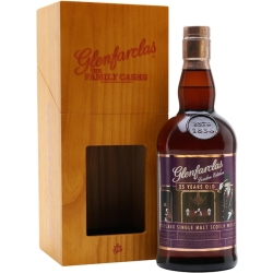 Glenfarclas 25 Year Old London Edition TWE Exclusive Speyside Whisky