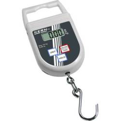 Kern Hanging scales Weight range 50 kg Readability 100 g