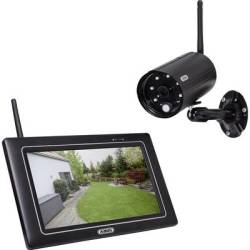 ABUS OneLook PPDF16000 RF CCTV camera set 4 channel incl. 1 camera 1920 x 1080 p 2.4 GHz