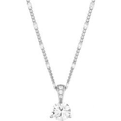 Ladies Swarovski Jewellery Solitaire Necklace 1800045