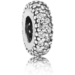 Pandora Clear Pavé Sparkle Spacer 791359CZ