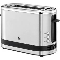 WMF Toaster with built in home baking attachment Stainless steel Black