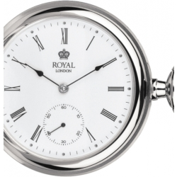 Royal London Pocket Pocket Mechanical Watch 90017 01