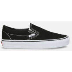 Vans Classic Slip On Trainers Black UK 7