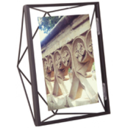 Umbra Prisma Photo Frame Black 7 x 5