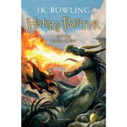 Harry Potter and the Goblet of Fire 4 7 (Harry Potter 4) Hardcover