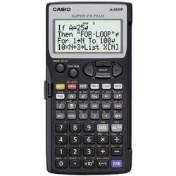 Casio fx 5800P CAS calculator Black Display (digits) 16 battery powered (W x H x D) 73 x 10 x 141.5 mm