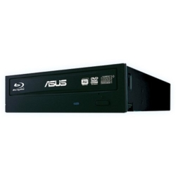 Asus BC 12D2HT Internal Blu ray drive Retail SATA III Black