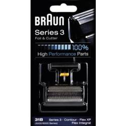 Braun 31B Foil and cutter Black 1 Set