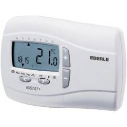 Eberle Instat Plus 3 R Indoor thermostat Surface mount 24 h mode 7 up to 32 °C