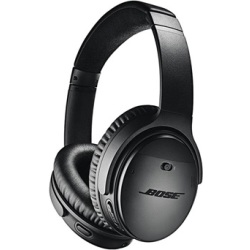 BOSE QuietComfort QC35 II Wireless Bluetooth Noise Cancelling Headphones Black Black