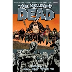 The Walking Dead Volume 21 All Out War Part 2 Paperback