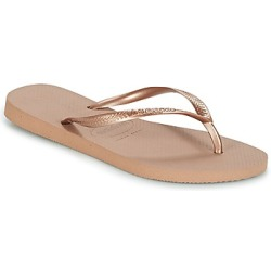 Havaianas SLIM women's Flip flops Sandals (Shoes) in Gold