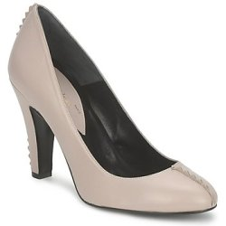 Karine Arabian TYRA women's Court Shoes in Beige