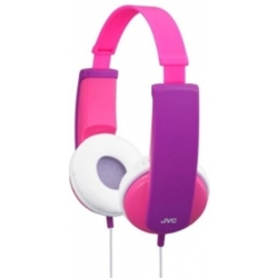 JVC HA KD 5 P E Headphones Pink