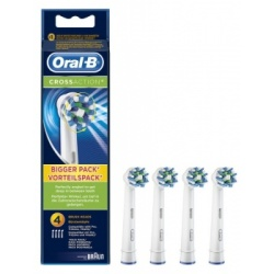 Oral B CrossAction Replacement Brush Heads