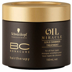 Schwarzkopf Professional BC Oil Miracle Gold Shimmer Treatment 150 ml