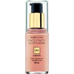 Max Factor Facefinity 3 in 1 Foundation (Various Shades) Golden
