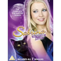 Sabrina The Teenage Witch The Complete Enchanted Collection DVD