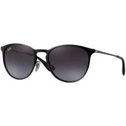 Ray Ban Erika Sunglasses RB3539 002 8G Size 54 Black