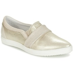 Daniel Hechter ONDRAL women's Slip ons (Shoes) in Gold