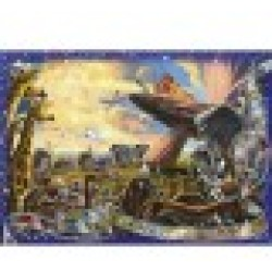 Ravensburger Disney Collector 039 s Edition Lion King 1000 Piece Jigsaw Puzzle