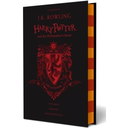 Harry Potter and the Philosopher 039 s Stone Gryffindor Edition Hardcover