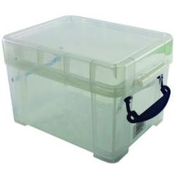 Really Useful Box 3 Litre Clear