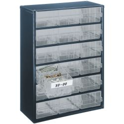 Raaco Cabinet 918 02 with 18 Drawers 137478