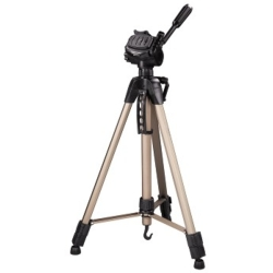 Hama Star 62 Tripod 1 4 Working height 64 160 cm Champagne incl. bag Level