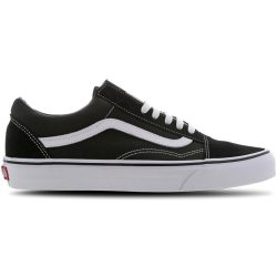 Vans Old Skool Trainers Black White UK 11
